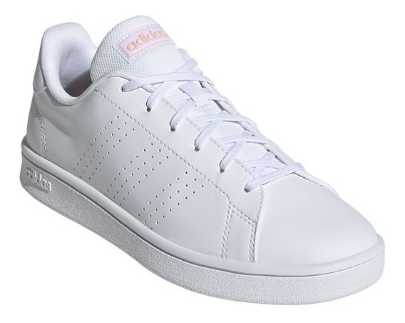 Tenis adidas Mujer Blanco Advantage Base Ee7510
