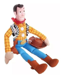 Muñeco, Figura, Peluche Woody Toy Story En Trapo 40 Cm