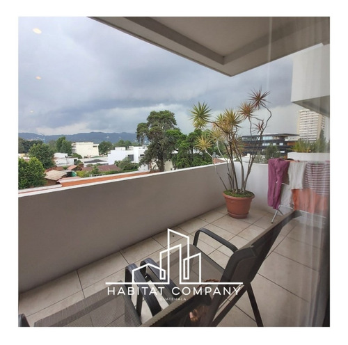 Imagen 1 de 9 de Apartamento En Alquiler En Santa Mónica Zona 14