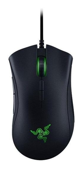Mouse para jogo Razer Essential DeathAdder preto