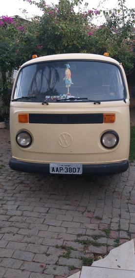 Volkswagen Kombi 1990 Estilo Escolar