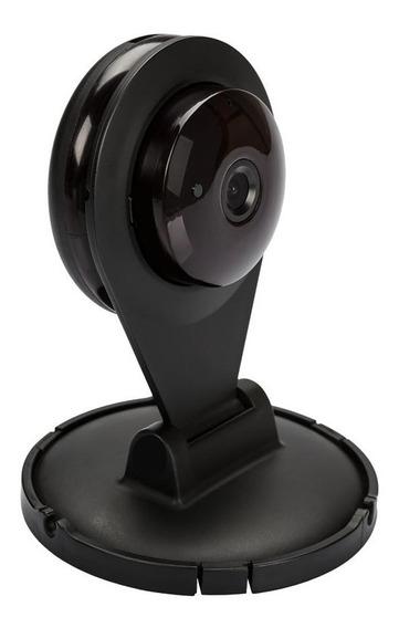 Câmera Dl Ip Wi-fi Com Áudio Slot Micro Sd 32gb - Preta