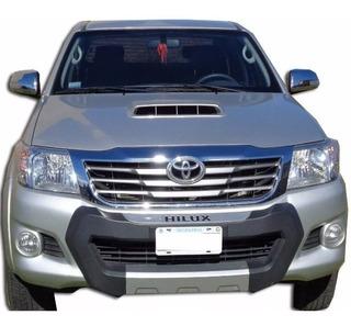 Defensa Plástica Urbana P/ Toyota Hilux 2012 2013 2014 2015