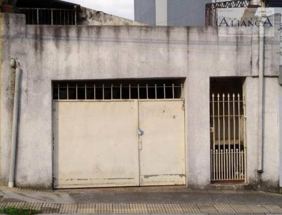 2 Casa À Venda, 169 M² Por R$ 270.000 - Vila Vivaldi - São Bernardo Do Campo/sp - Ca0280