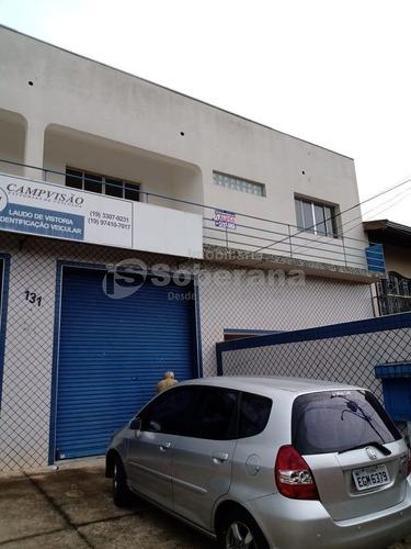 Salão Para Aluguel Em Jardim Do Trevo - Sl006086