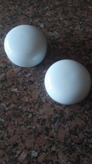 Porta Jóia Bolinha Porcelana