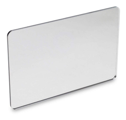 Imagem 1 de 3 de Espelho Acrilico Decorativo 20 X 30 Cm