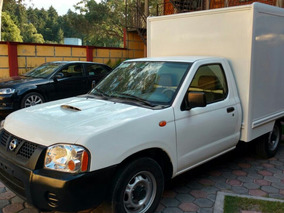 Nissan Pick-up Estaquitas Caja Seca 2007