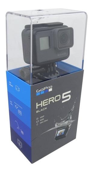 Câmera Go Pro Hero 5 Black Hd Nova - Lacrado