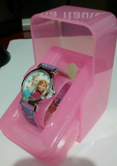 Relógio Infantil Frozen Promoção Lindo E Maravilhoso