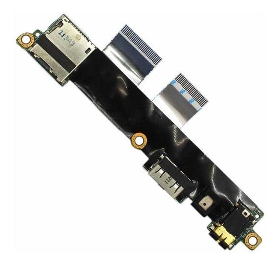 Placa Auxiliar Mini Hdmi / Audio Asus Eee Pad Tf101 (11931)