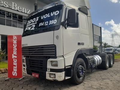 Volvo Fh12 380 Leito Canelinha C Ar Selectrucks