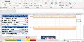 Kit Fotovoltaico - Planilha E Softwares