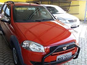 Fiat Strada 1.4 Working Cab. Dupla Flex 4p
