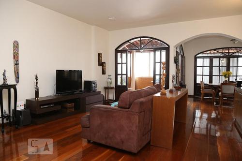 Apartamento À Venda - Tijuca, 5 Quartos,  180 - S893135372