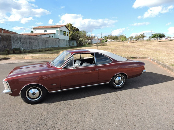Chevrolet/gm Opala Coupe 73 Especial;ss;250s;maverick;dodge