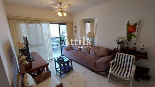Apartamento Com 3 Dorms, Praia Da Enseada, Guarujá - R$ 350 Mil, Cod: 1908 - V1908