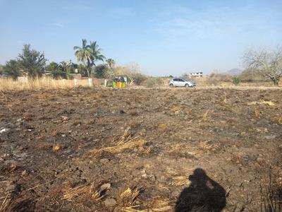 Terreno En Fraccionamiento Isla De Cuautla 512mtrs