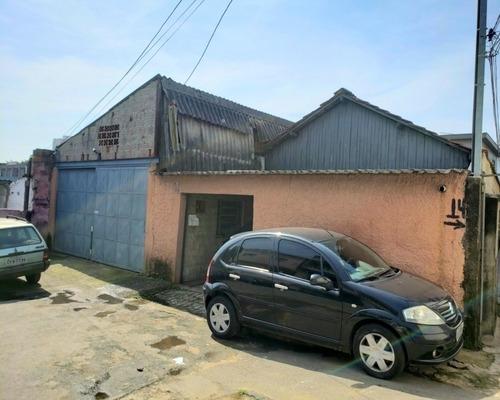 Galpão/terreno- Excelente Terreno De 240 M² Metros (13 X 20) À Venda Na Vila Formosa!!! - Gl00015 - 34651937