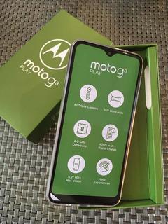 Motorola moto G8 Play, 32gb Nuevo