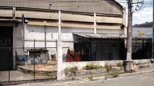 Imagem 1 de 9 de Galpão, 2334 M² - Venda Por R$ 3.500.000,00 Ou Aluguel Por R$ 20.000,00/mês - Vila Nova Cumbica - Guarulhos/sp - Ga0476