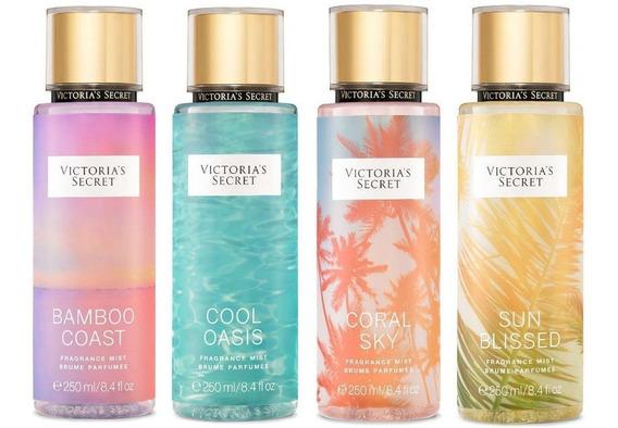 Splash Victoria Secret Originales Cilíndricos Importados