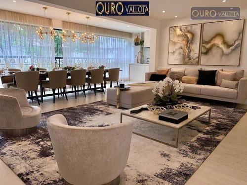Apartamento Com 3 Dormitórios À Venda, 174 M² Por R$ 2.607.342,00 - Perdizes - São Paulo/sp - Ap2898