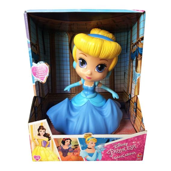 Boneca Cinderela Dançarina Original Princesas