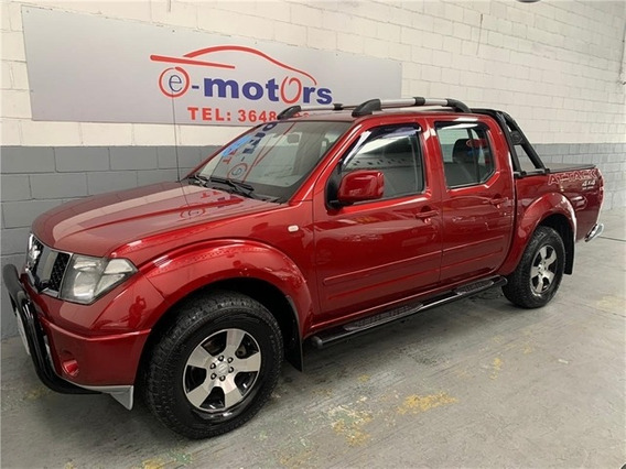 Nissan Frontier 2.5 Se 4x4 Cd Turbo Eletronic Diesel 4p Manu