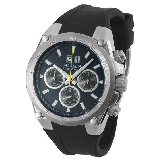 Relógio Magnum Masculino Ma34227f 0