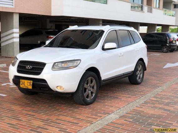 Hyundai Santa Fe 2.7 4x4 Gls