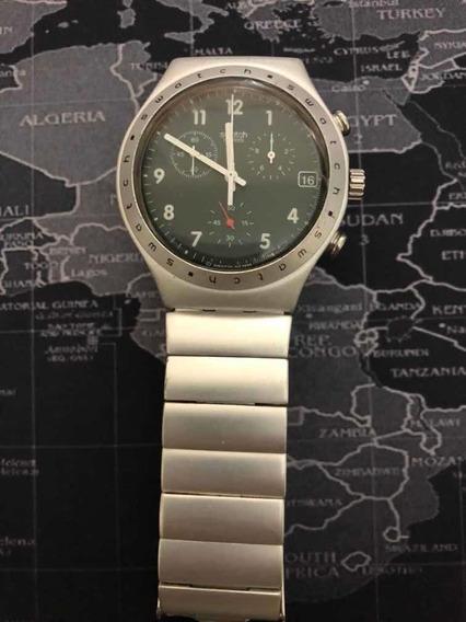 Relógio Swatch Chono Aluminium