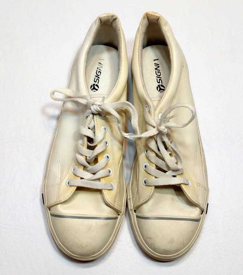 Zapatillas Signia Blancas Talle 43