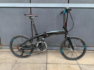 Bicicleta Plegable Tern Verge X11 - Tope De Gama