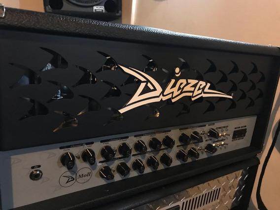 Diezel D-moll (mesa Boogie, Engl, Framus, Peavey, Fortin)