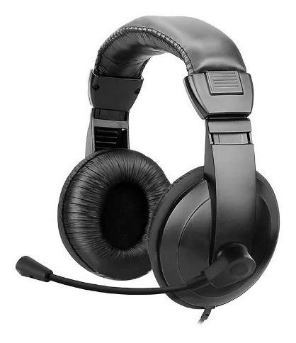 Fone De Ouvido Gamer Headset P2 Pc Notebook Voicer Multimídi