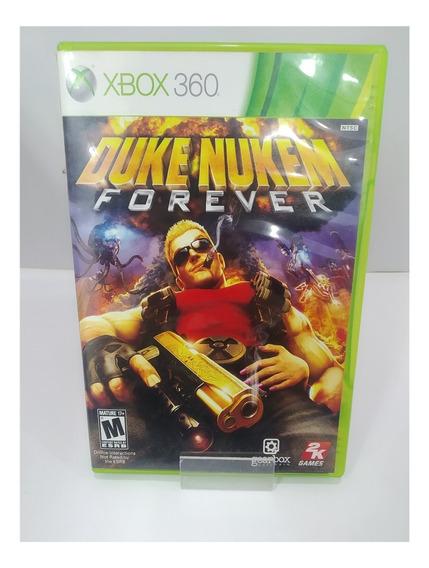 Duke Nukem Forever (seminovo) - Xbox 360