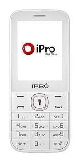 Ipro I3200+ Branco Dual Sim Tela De 2.4