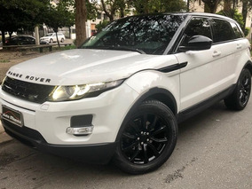 Land Rover/range Rover Evoque 2.0 Pure Tech 4wd 16v