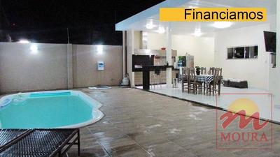 Casa Residencial À Venda, Buritizal, Macapá. - Ca0400