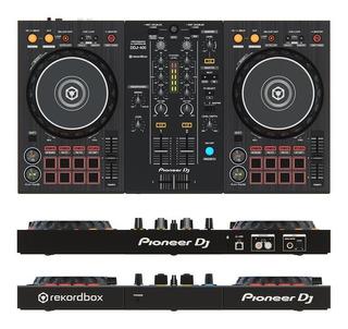 Pioneer Ddj 400 Black Rekordbox Controlador - Soundstore