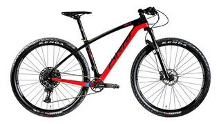 Bicicleta Oggi Agile Sport Sx 2020 Vermelha - Frete Grátis