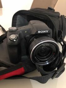 Câmera Sony Dsc-hx100v Cybershot 30x Optical Zoom