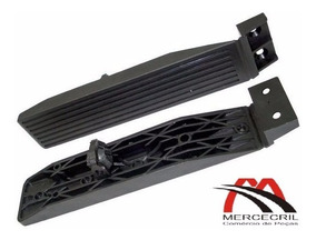 Pedal Acelerador Plástico C/ Rotula Mb 709/912/1218/1418