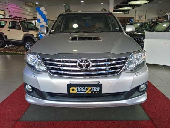 Toyota Hilux Sw4 3.0 Srv 4x4 7 Lugares 16v Turbo Interc