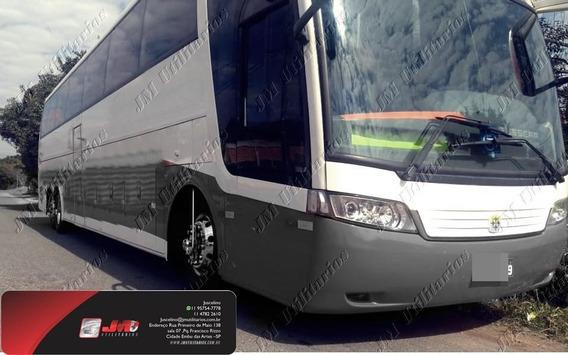Busscar Jum Buss 380 Ano 2002 42 Lug Volvo B380r Jm Cod.43