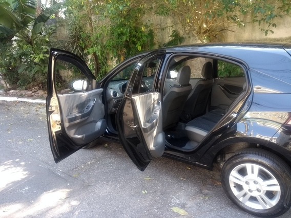 Chevrolet Agile 1.4 Ltz Wi-fi 5p 2012