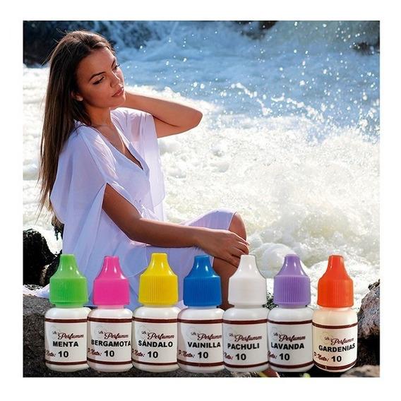 Oferta Esencias Para Perfumería Y Aromaterapia 10 Gramos