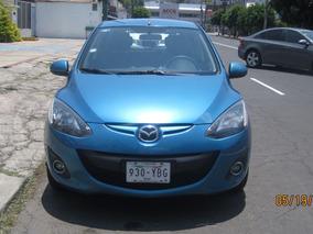 Mazda 2 Touring Mod. 2012, Transmisión Automática, Motor 1.5