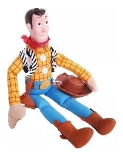 Muñeco, Figura, Peluche Woody Toy Story En Trapo 30 Cm